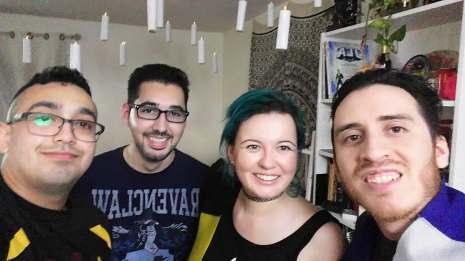 Harry Potter DIY party friends 10