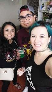Harry Potter DIY party friends 3