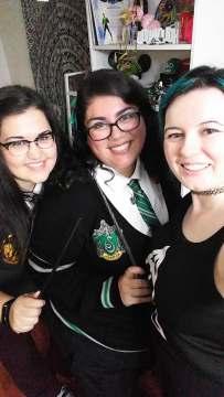 Harry Potter DIY party friends 5