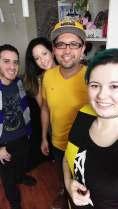 Harry Potter DIY party friends 6