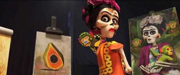 frida coco movie
