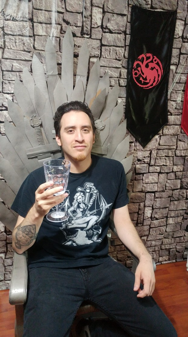 Game of Thrones Party Subculture Recall 2