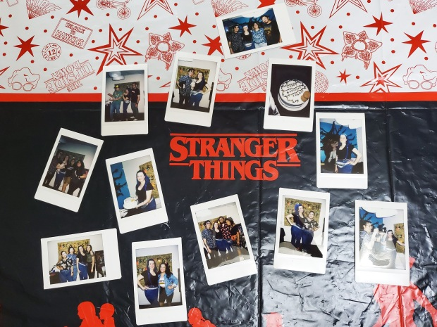 Stranger Things Party Friends Subculture Recall 17