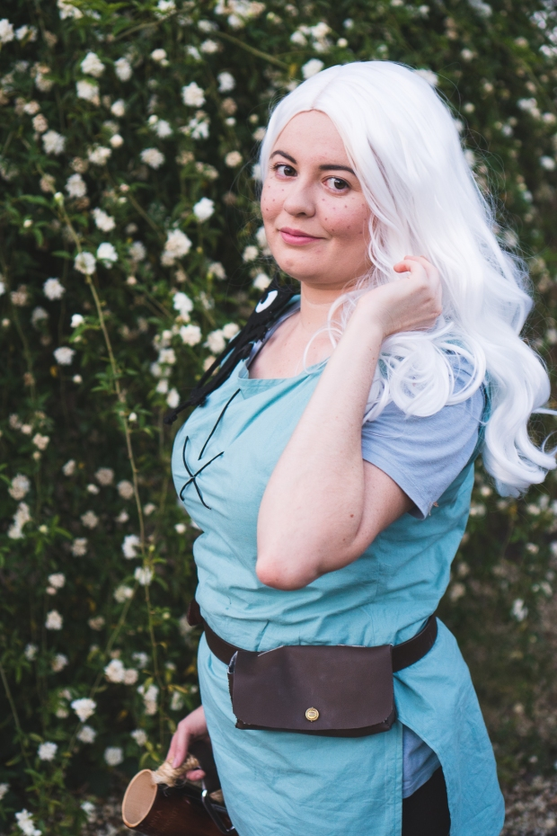 Tiabeanie Disenchantment Cosplay Subculture Recall-25